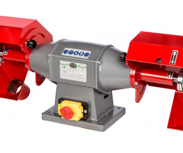 Индустриални алуминиеви полиращи машини