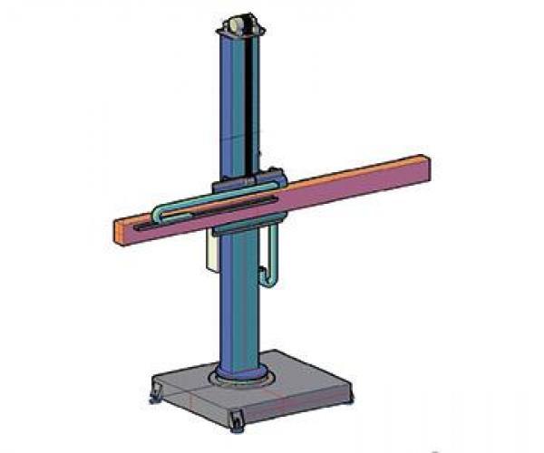Позиционери за колони и стрели  SMB Series